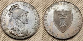 Promissory Half Penny 1791