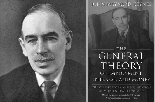 Keynes The General Theory