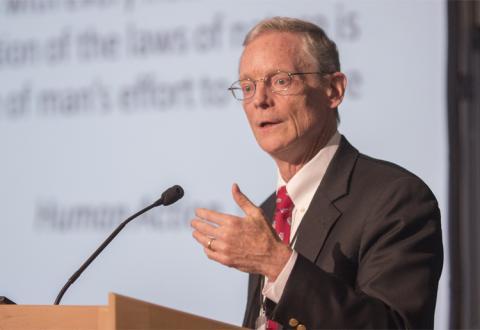 Jeffrey M. Herbener at Mises University