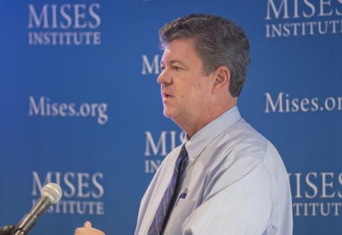 MisesU 2018 Mark Thornton