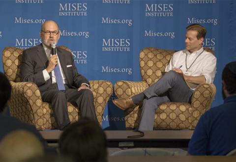 Robert Higgs on Mises Weekends with Jeff Deist