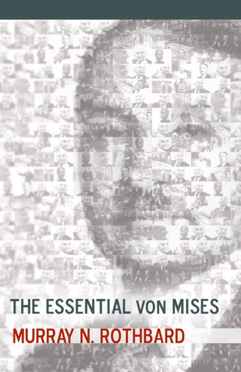 Cover for The Essential von Mises