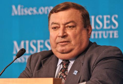 Yori Maltsev at the 2018 Mises Supporters Summit