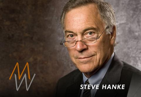 Steve Hanke on Mises Weekends