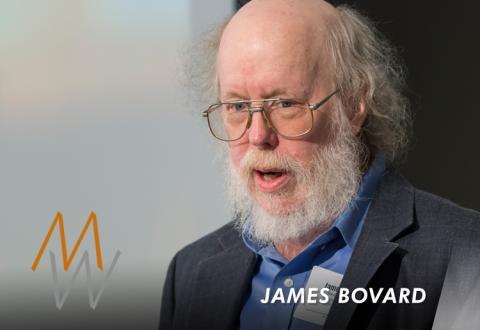 Jim Bovard on Mises Weekends