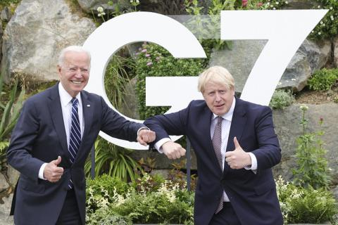 MISES WIRE – The Global Minimum Corporate Tax Exposes the G-7's Hypocrisy