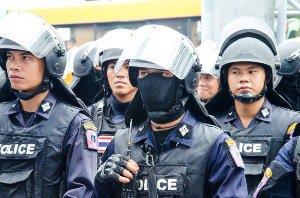 Daily Police line