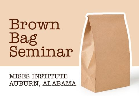 Brown Bag Seminar