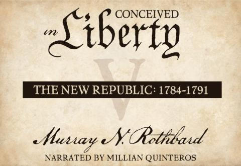 Conceived in Liberty, Volume 5 Audiobook