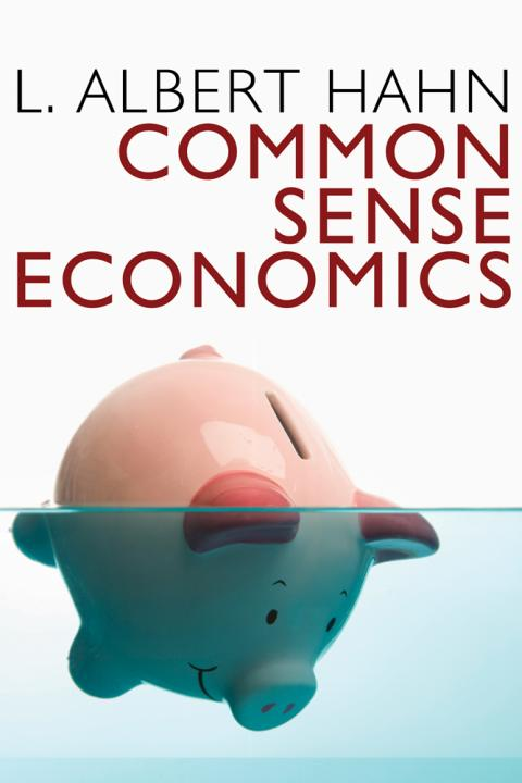 Common Sense Economics by Hahn