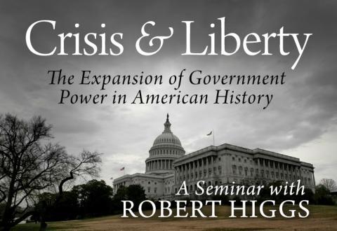 Crisis and Liberty Seminar