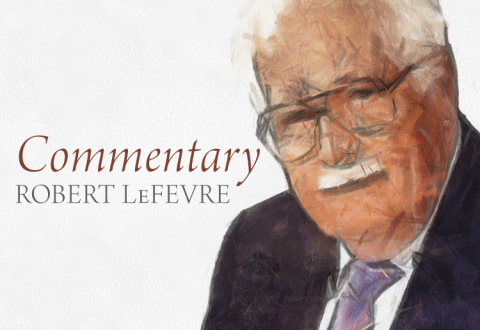 Robert LeFevre Commentary