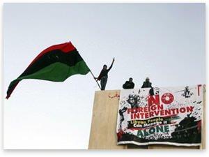 NoForeignInterventionInLibya.jpg