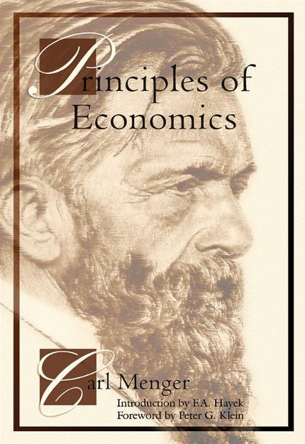 Principles of Economics | Mises Institute