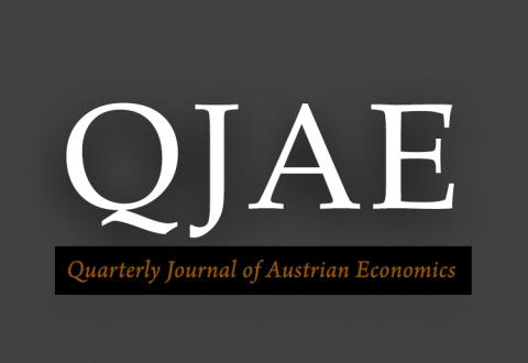 Quarterly Journal of Austrian Economics