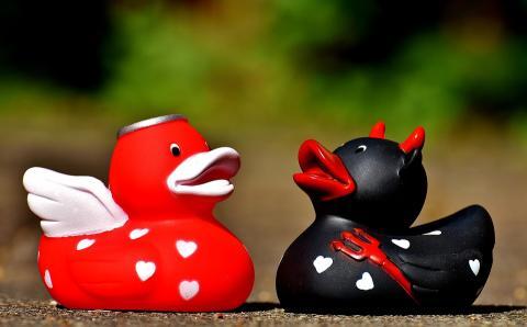 Quietscheenten-Ducks-Devil-Rubber-Opposites-Angel-2508861.jpg