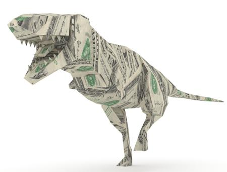 Nifty T-Rex