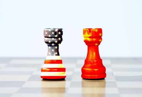 US China Geopolitics