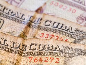 Cuban money bill