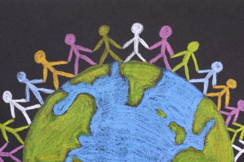 Earth self-rule self-determination human rights