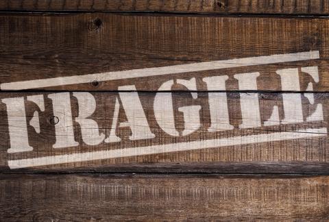 Fragile Financial Market