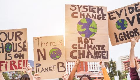 climate change marxism socialism