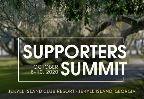 Supporters Summit 2020, Jekyll Island, Georgia