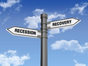 Daily Recession sign