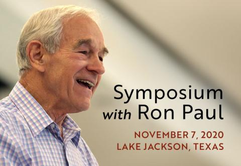 Symposium with Ron Paul 2020