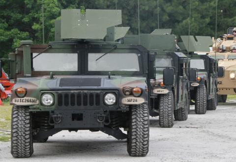 militarized police apc 1033