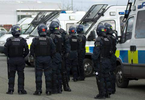 police accountability arbitration