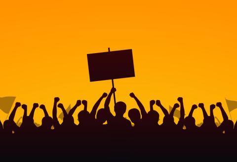unrest riot