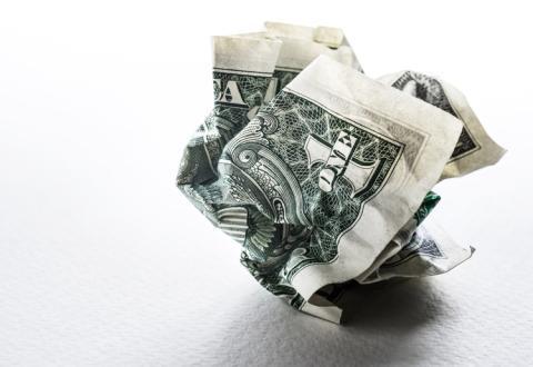 dollar exports inflation weak