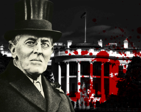 Woodrow Wilson progressivism racism World War I