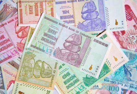 Zimbabwean notes