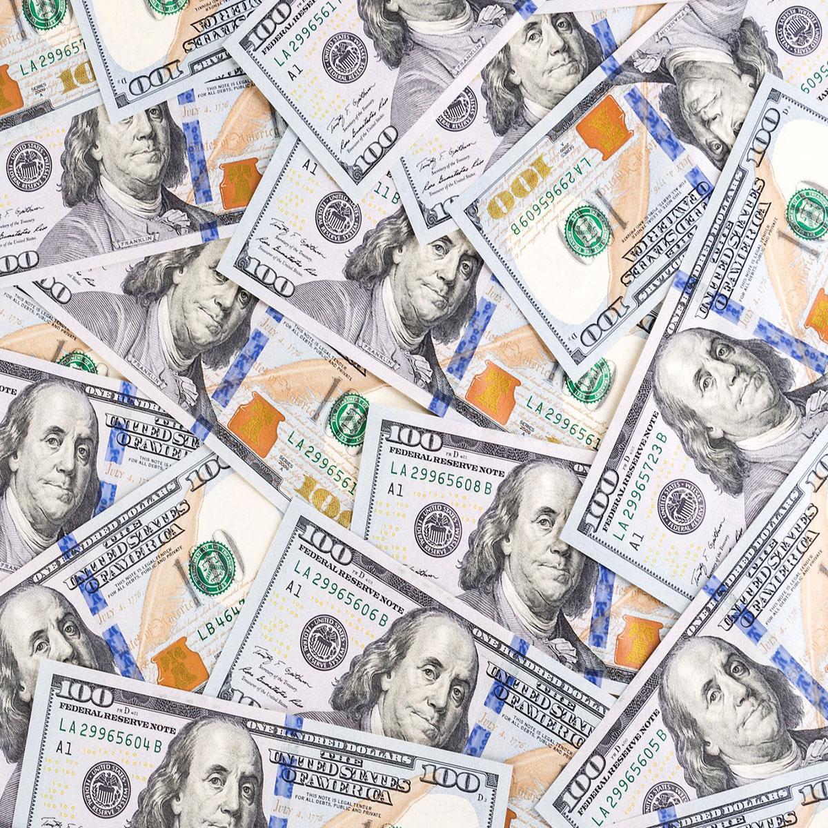 6 BANKNOTES EL SALVADOR STRONGLY CIRCULATED IN DIFFERENT DECADES