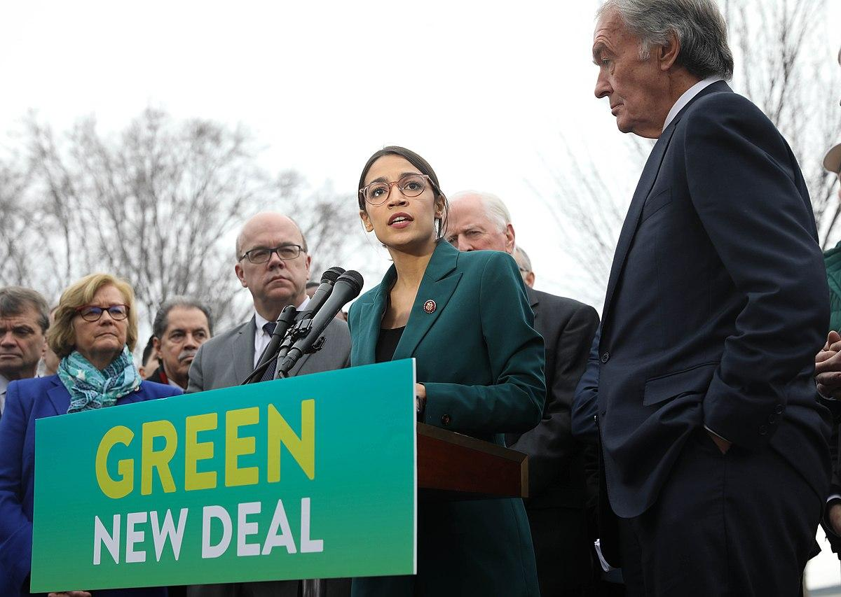 Socialism and the Green New Deal: Choose One