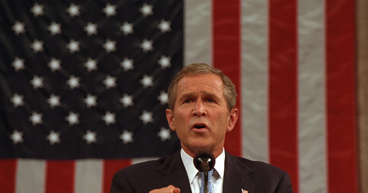 The Media Has Conveniently Forgotten George W. Bush's Many Atrocities | James Bovard