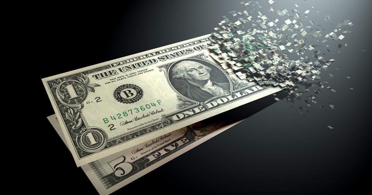 """Why Monetary """"Stimulus"""" Won't Prevent an Economic Bust"""