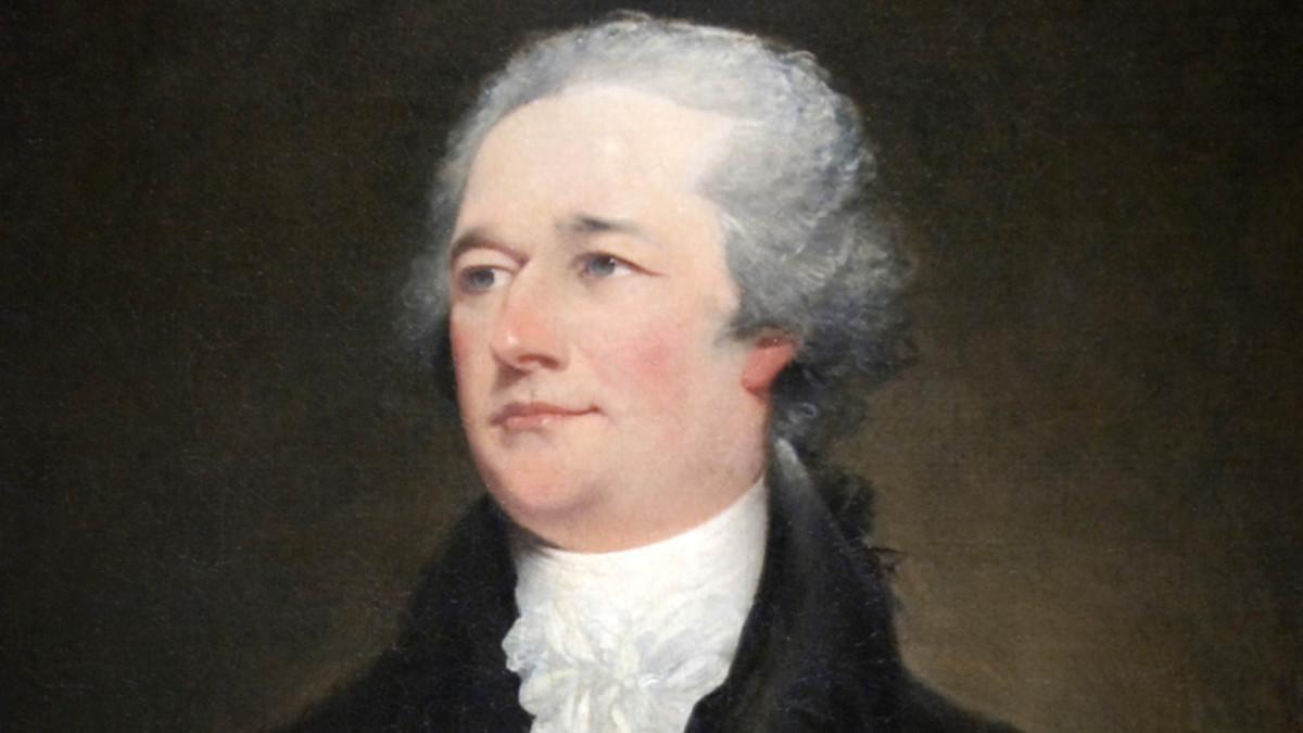 Alexander Hamilton: centralista e nacionalista 11