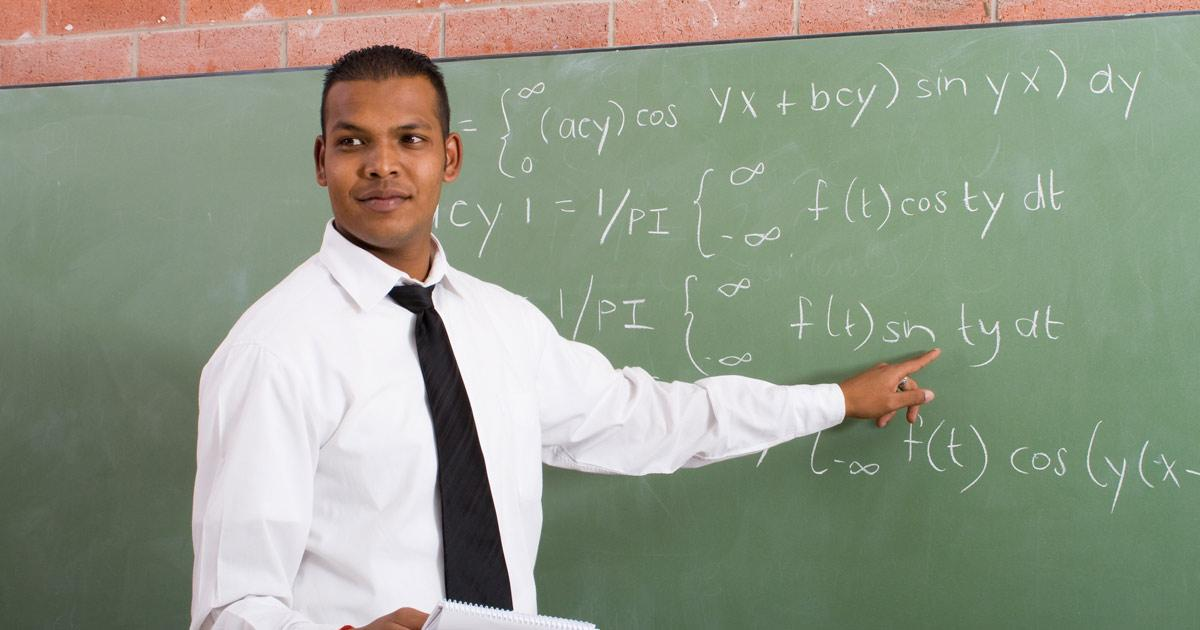 Is Math Racist? That Does Not Compute