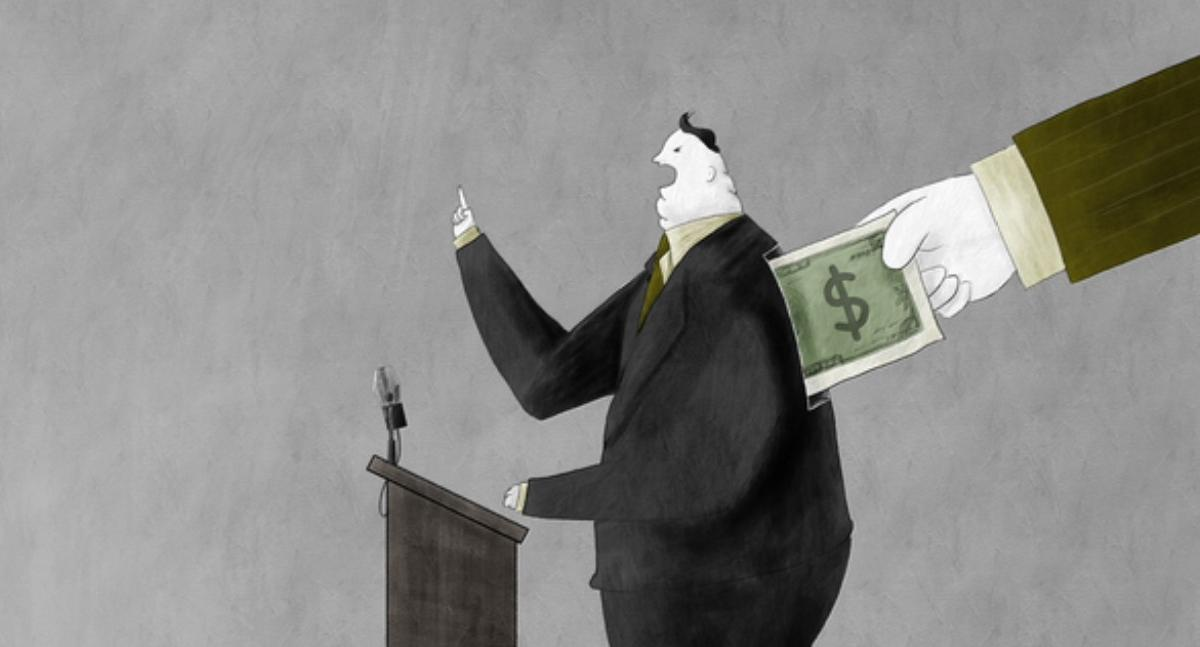 Why Corporate Lobbyists and Special Interest Groups Won't Go Away