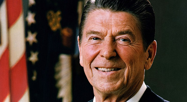 The Secret Ronald Reagan Told Me about Gold and Great Nations