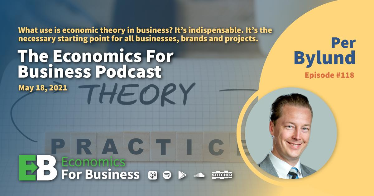 Per Bylund on the Importance of Good Theory for Good Business