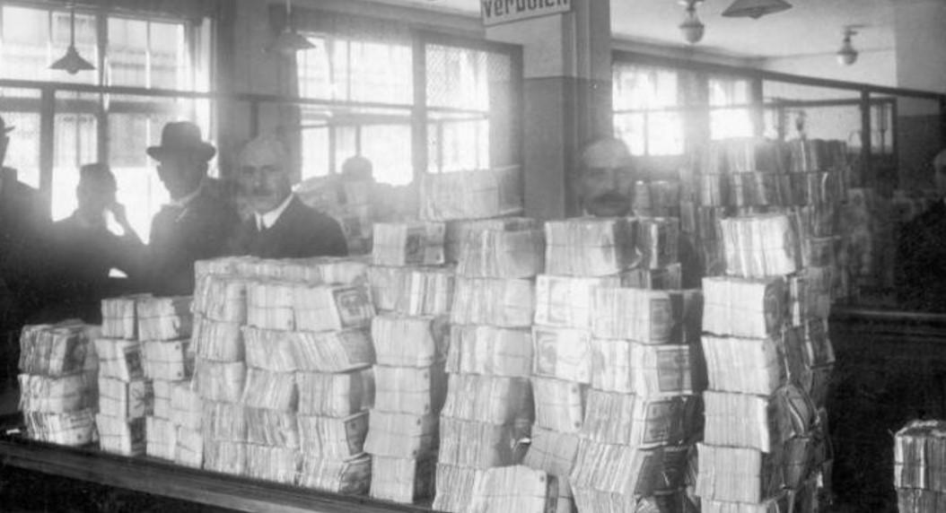 Hyperinflation in Germany, 1914-1923