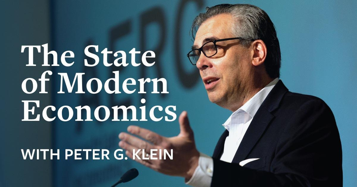 The State of Modern Economics