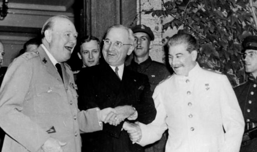Harry Truman: Advancing the Revolution