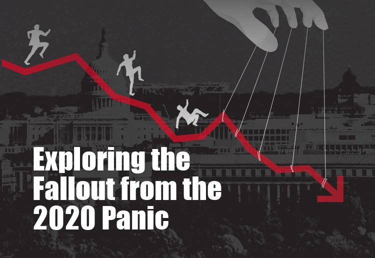 Exploring the Fallout from the 2020 Panic