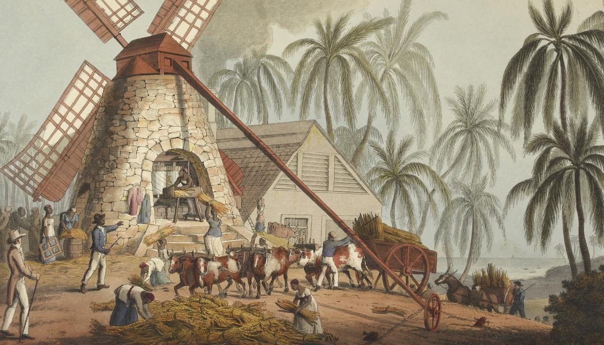 Por que as economias escravas frustram a inovação empresarial 2